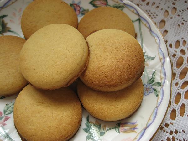 【烘焙篇-烤手工餅乾】:ㄋㄟㄋㄟ餅乾配方.自己親手做...
