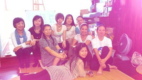 女生團體照-2