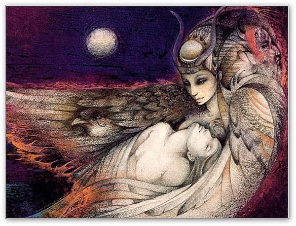 pyreaus_inspired_manifestation_divine_ancient_rites_osiris_isis_Susan_Boulet_full
