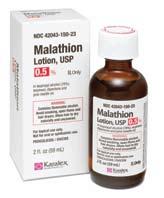 Malathion Lotion