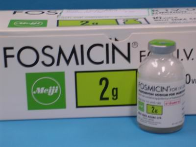 fosfomycin 2 g