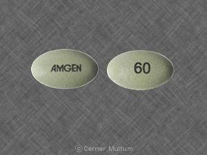 Sensipar 60 mg