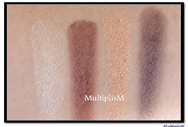 GUCCI EYESHADOW QUAD crystal copper swatch4.jpg