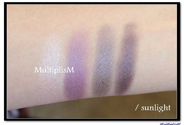 GUCCI EYESHADOW QUAD purple topaz swatch2.jpg
