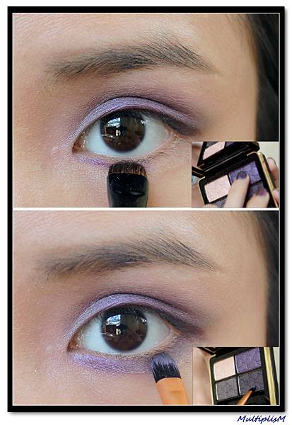GUCCI EYESHADOW QUAD purple topaz LOOK2-EYE2.jpg