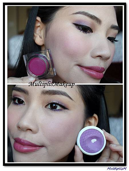 8 colourpop rain vs burberry purple blush face.jpg