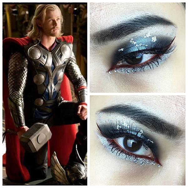 avengers inspired makeup thor.jpg