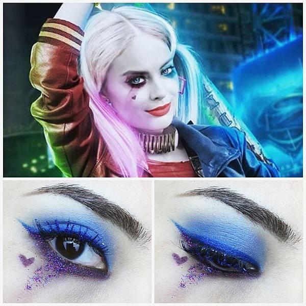 harley quinn eye makeup.JPG