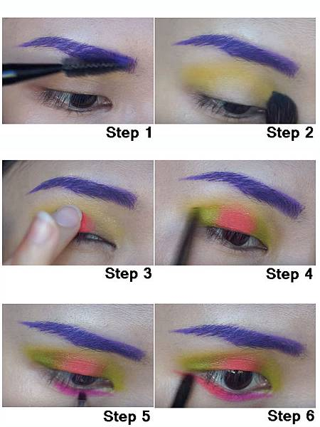 melt radioactive eye makeup step3.jpg