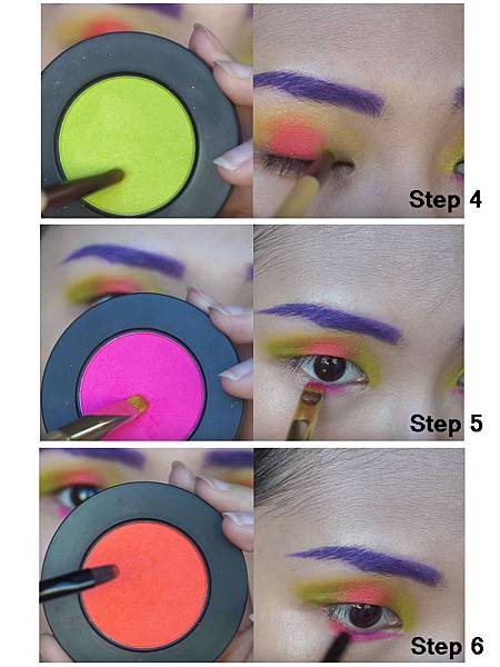 melt radioactive eye makeup step2.jpg