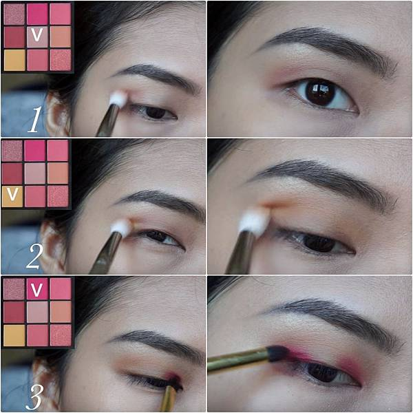 huda beauty obsessions eyeshadow coral eye makeup step.jpg
