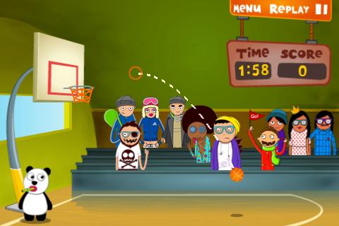Crazy Basketball_Fun iPhone_05.png