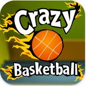 Crazy Basketball_Fun iPhone_01.bmp