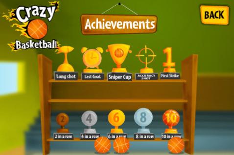Crazy Basketball_Fun iPhone_02.bmp