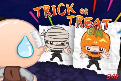 Paper Ninja Halloween!_Fun iPhone Blog_02.png