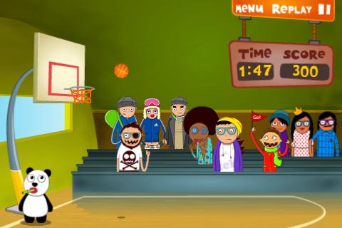 Crazy Basketball_Fun iPhone_07.png
