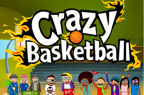 Crazy Basketball_Fun iPhone_03.bmp