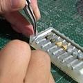 修整矽膠模1