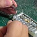 修整矽膠模2