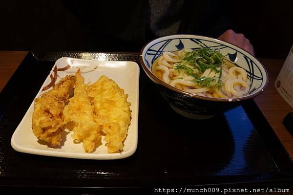 丸龜製麵.歸途0006.JPG