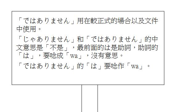 日文句型不是3