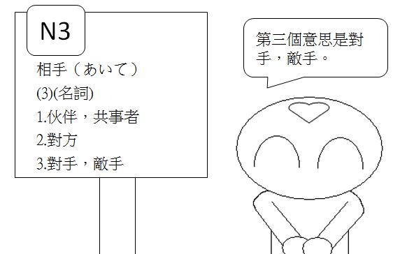 日文N3相手8
