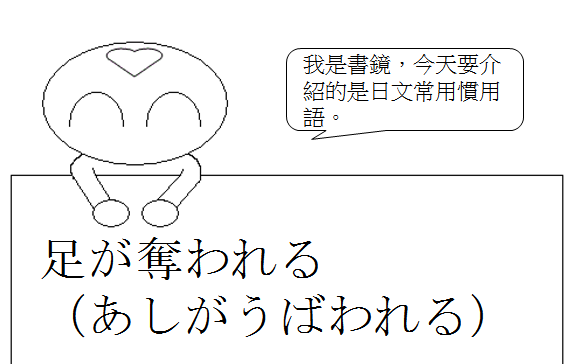 日文單字無法通行1