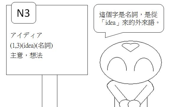 日文N3主意想法2