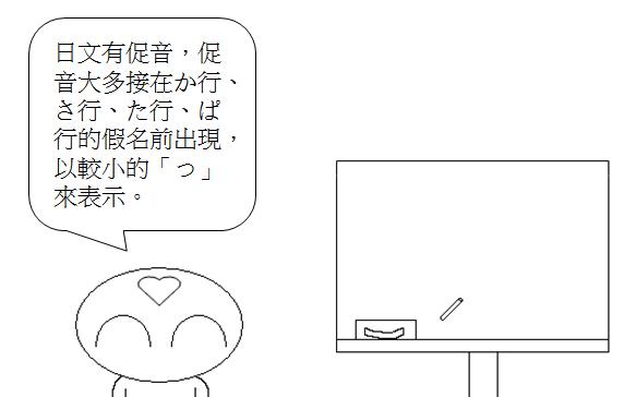 初級日文促音2