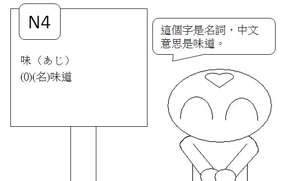 日文N4味道2