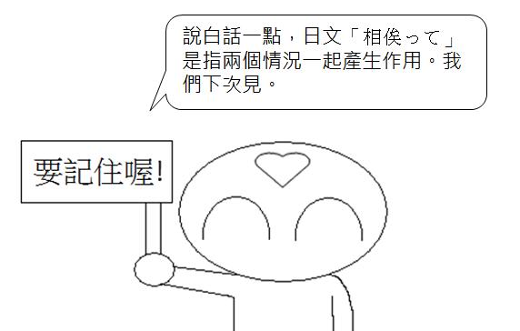 日文檢定N1單字相輔相結合4