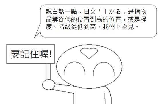 日文檢定N4單字上升升高4