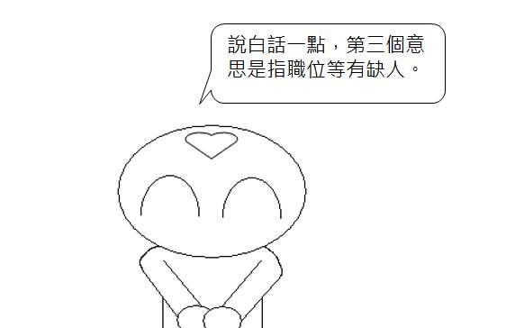 日文檢定N2空隙空閒空缺閒置10