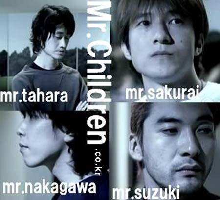 Mr. Children member