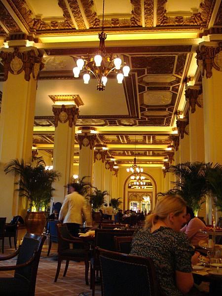 半島酒店下午茶 HK