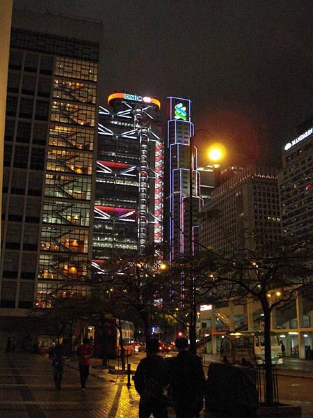香港匯豐銀行大樓