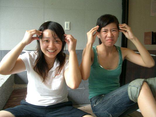 熱石按摩-舒緩頭痛
