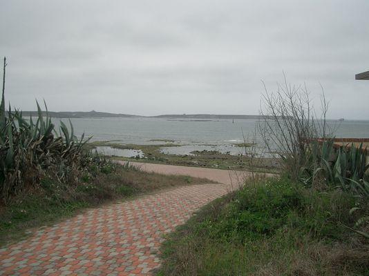 漁翁島海岸