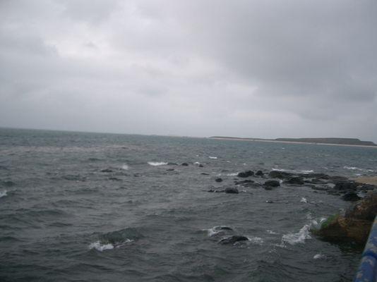 觀音亭沿岸