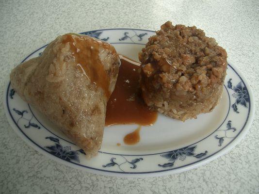 索港~米糕+肉粽