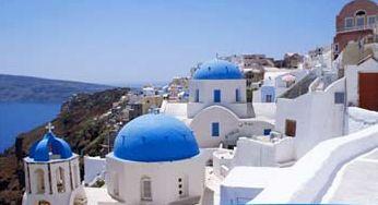 蜜月我想去這裡  希臘