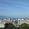琵琶湖(好遠!)