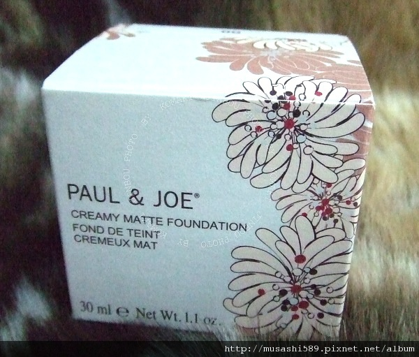 PAUL & JOE 糖瓷釉光透亮粉霜 SPF20 PA++