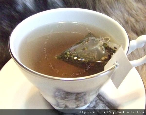一個茶包只能沖一次