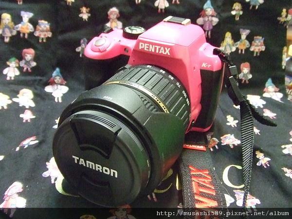 只有相機本體是PENTAX