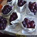 超大ピオーネ葡萄