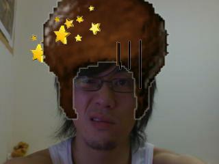 AMIGO的黑人頭