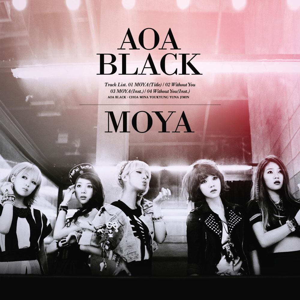 AOA Black - Moya