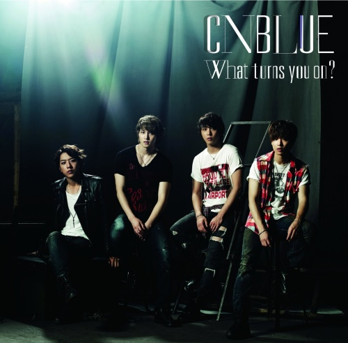 CNBLUE_What-turns-you-on_cover