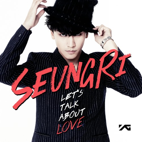 Seungri_lets-talk-about-love_cover